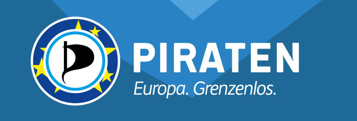 Piraten - Europa. Grenzenlos.