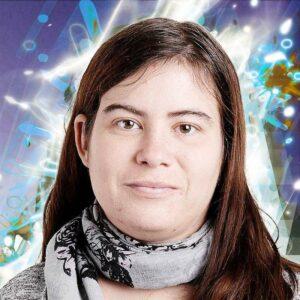 Tatjana Kordic, Piratin aus NRW. Foto: Piratenpartei
